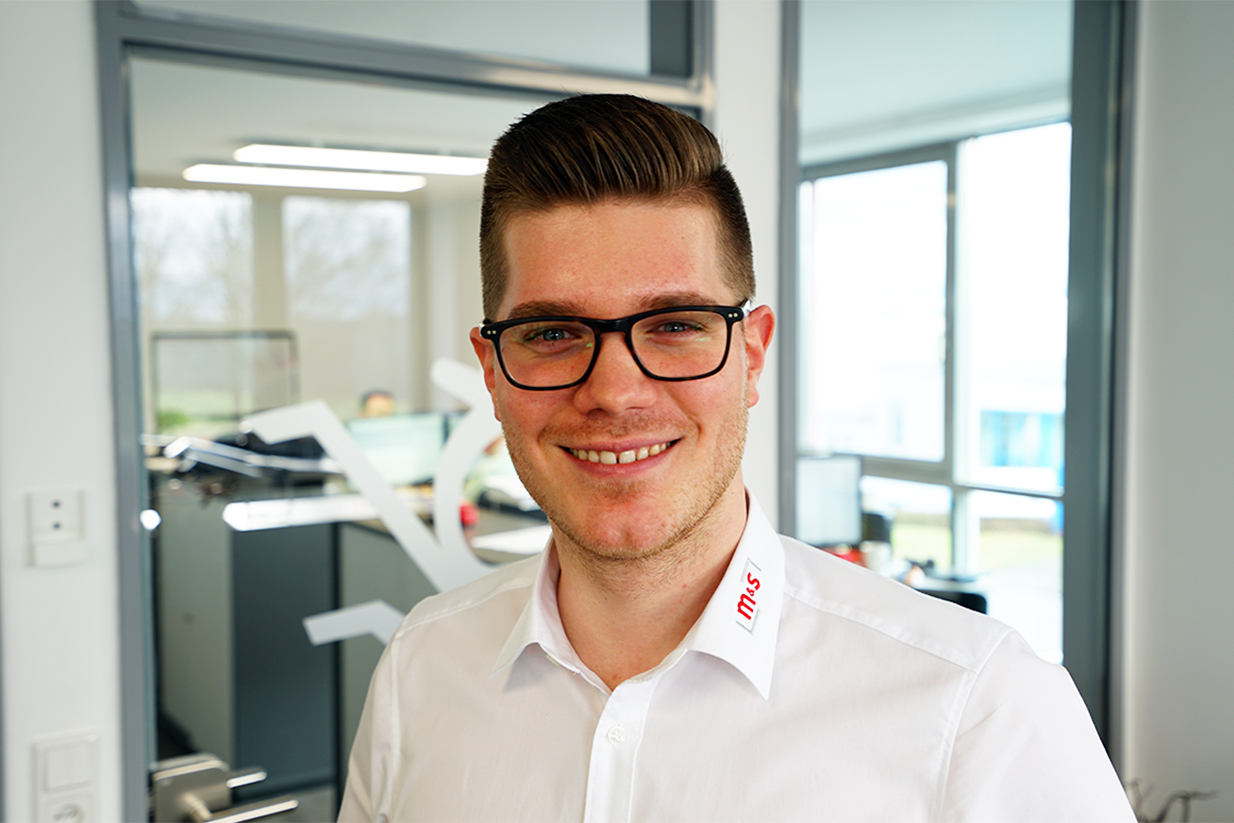 André Kessel Leitung Vertrieb Süd m&s Insektenschutzgitter