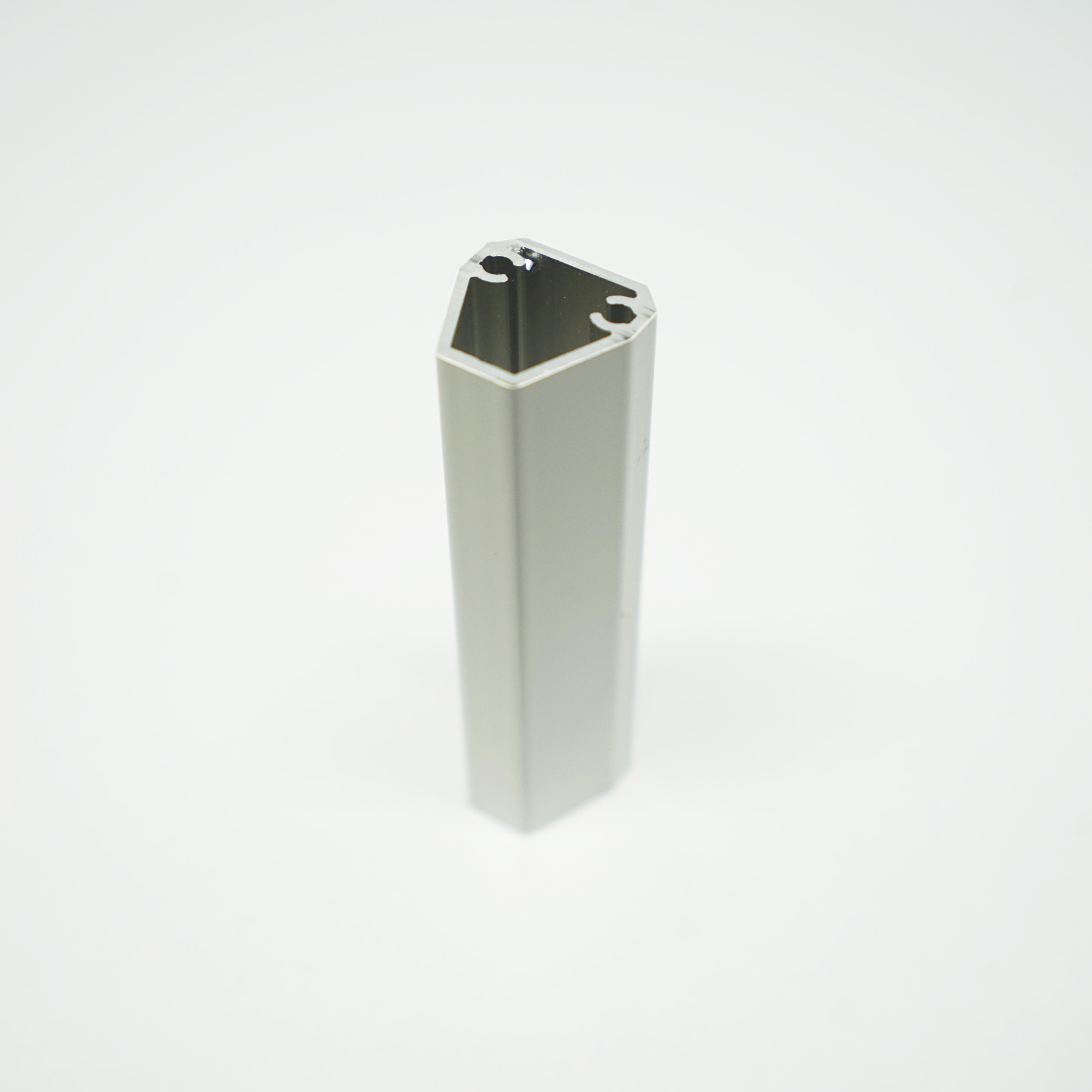 Mittelsprosse 20 x 20 mm von ms Sprossenelemente