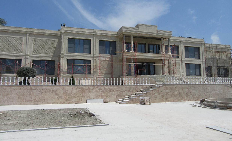 Insektenschutz - m&s-Fliegengitter für den aserbaidschanischen Präsidenten
