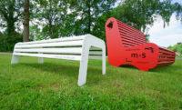 Gartenmöbel aus Aluminium von m&s