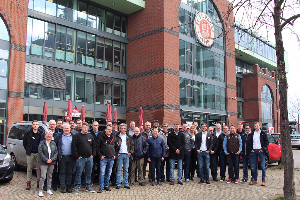 Sander Group Partnertage 2019