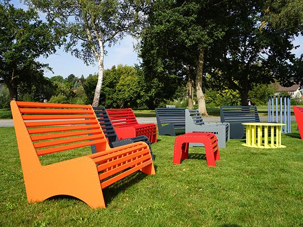Aluminium Gartenmöbel - leicht und witterungsunempfindlich