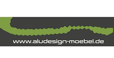 Logo Aludeisgn Möbel by ms sprossenelemente Büren