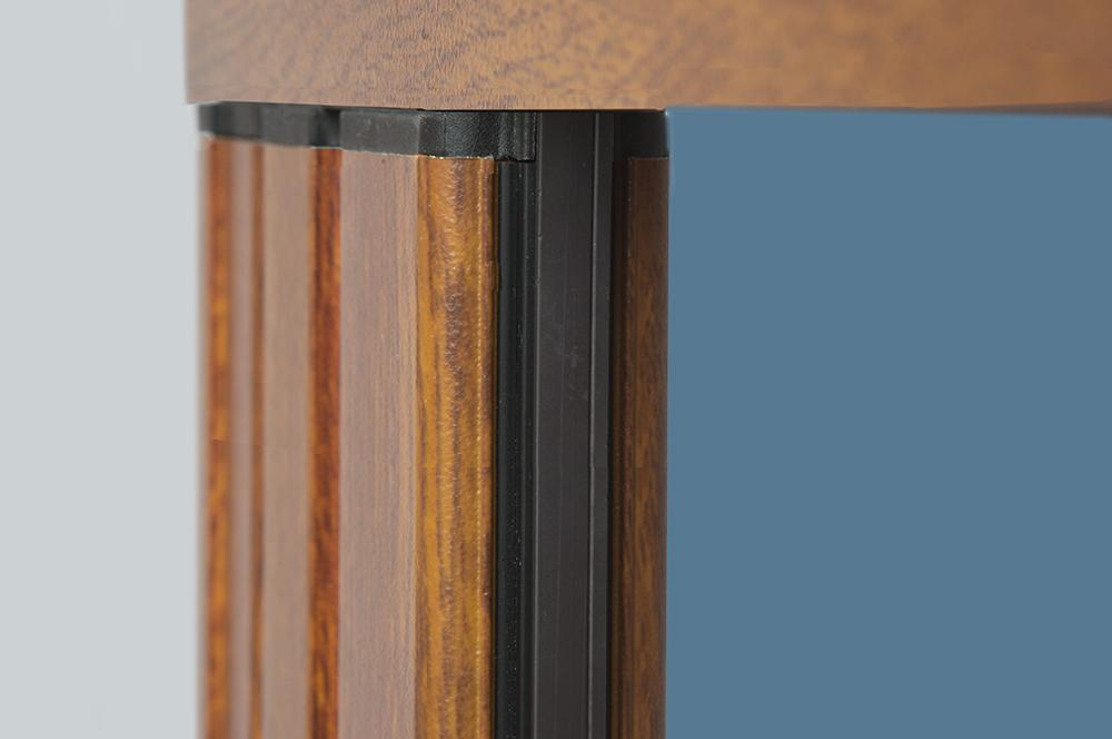 Plissee Gewebe - Insektenschutz Magnetverschluss Standard