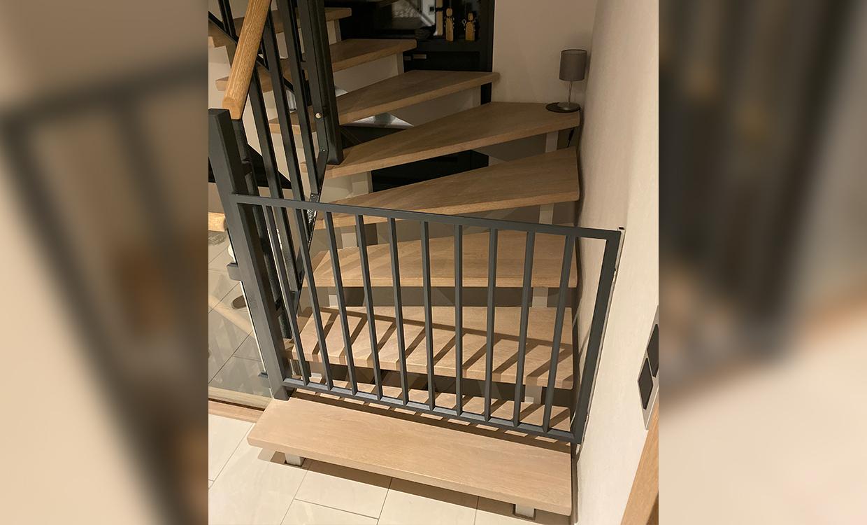 Türschutz- und Treppenschutzgitter