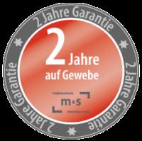 m&s 2-Jahre Garantie auf Gewebe