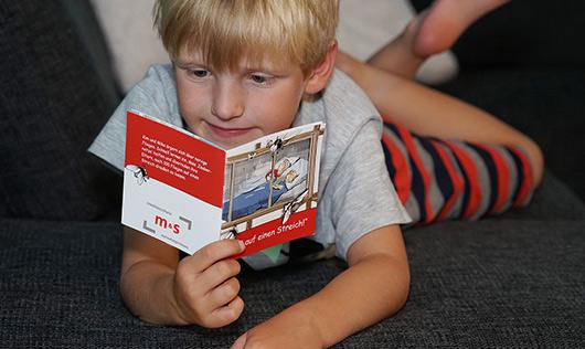 Kinderbuch Fliegenschutz von m&s in Büren