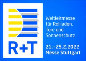 RundT Weltleitmessse für Rolladen, Tore und Sonnenschutz 2022