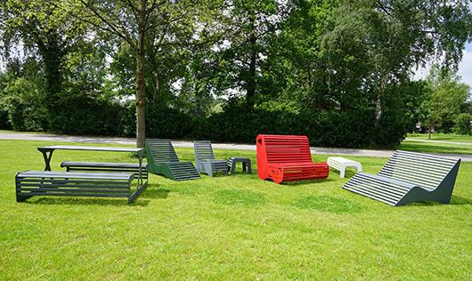 Ihr Garten ist zum Relaxen da – Perfekt dafür sind die Aludesign-Möbel von m&s